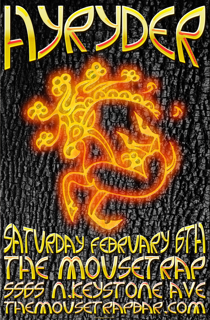 Hyryder - Saturday, February 6th