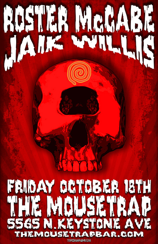 Roster McCabe w/ Jaik Willis - Friday, October 18th