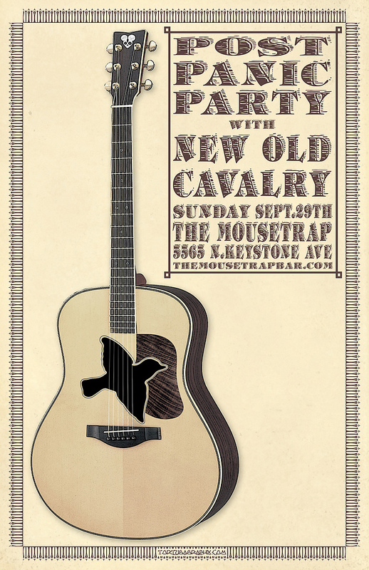 The New Old Cavalry - Sunday, Sept. 29th