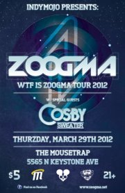 IndyMojo Presents: Altered Thurzdaze w/ Zoogma