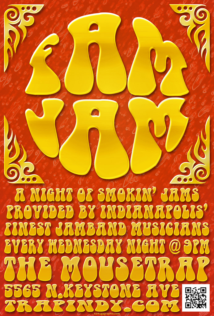 The Family Jam feat. Indy's Best Musicians 8pm - every Wednesday