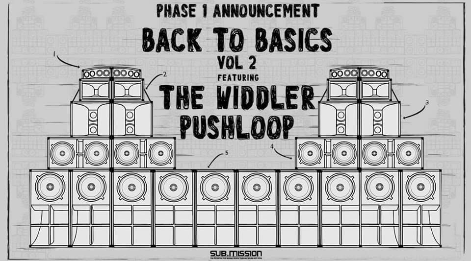 Altered Thurzdaze: Back To Basics Vol. 2 -The Widdler & Pushloop - Thursday, March 26th