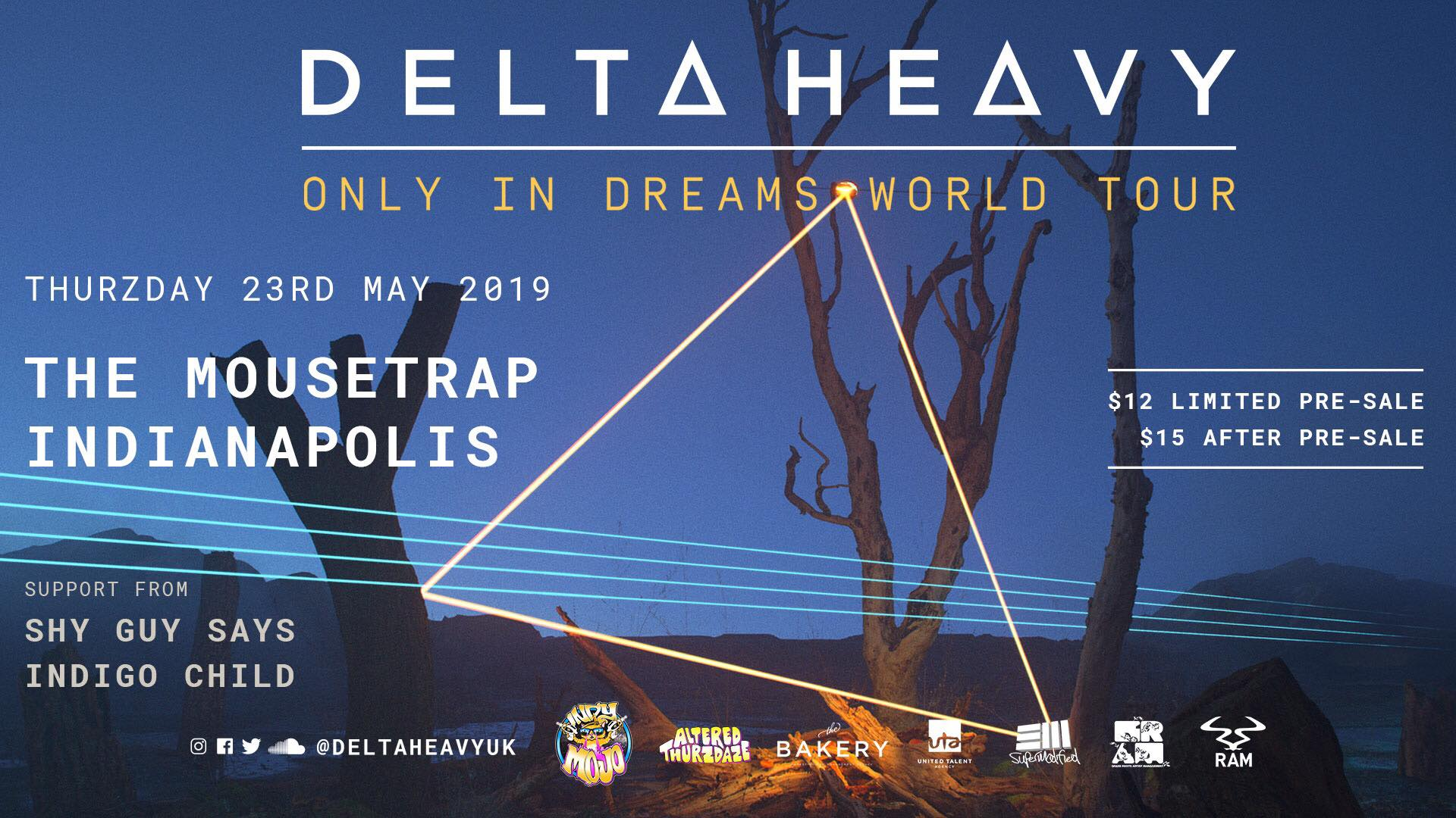 Altered Thurzdaze w/ Delta Heavy - Thursday, May 23rd