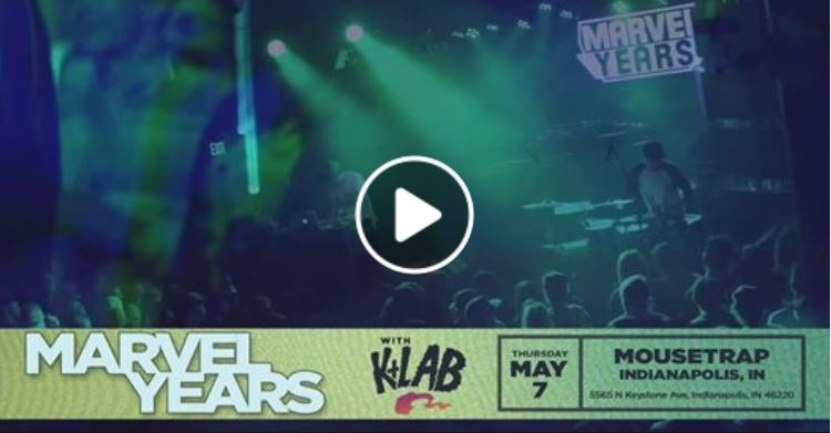 Altered Thurzdaze w/ Marvel Years & K+Lab - Thursday, May 7th