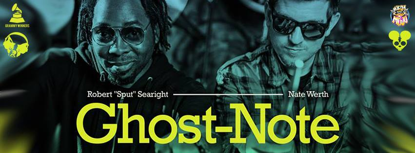 Ghost-Note at Mousetrap - IndyMojo Presents - Saturday, April 8th