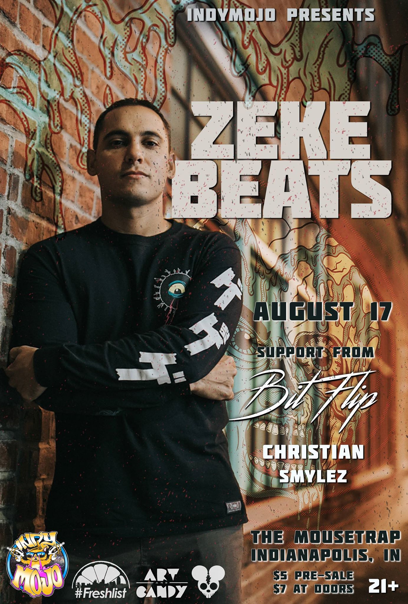 Zeke Beats - Friday, August 17th